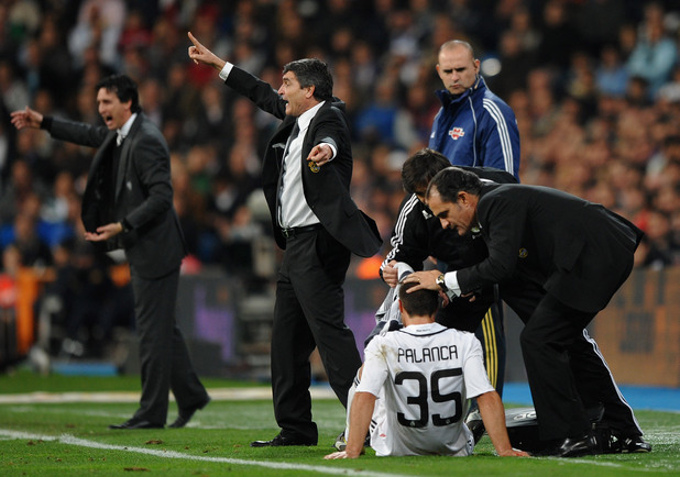 Мигел Паланка (Реал Мадрид)