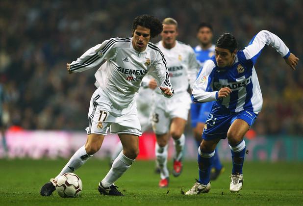 Оскар Минамбрес ,Реал Мадрид
