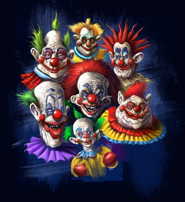 Клоуни