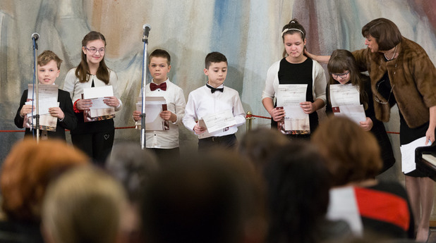 В НДК наградиха млади виртуози