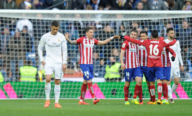 Атлетико - Реал 1:0, 27.02.2016 г.