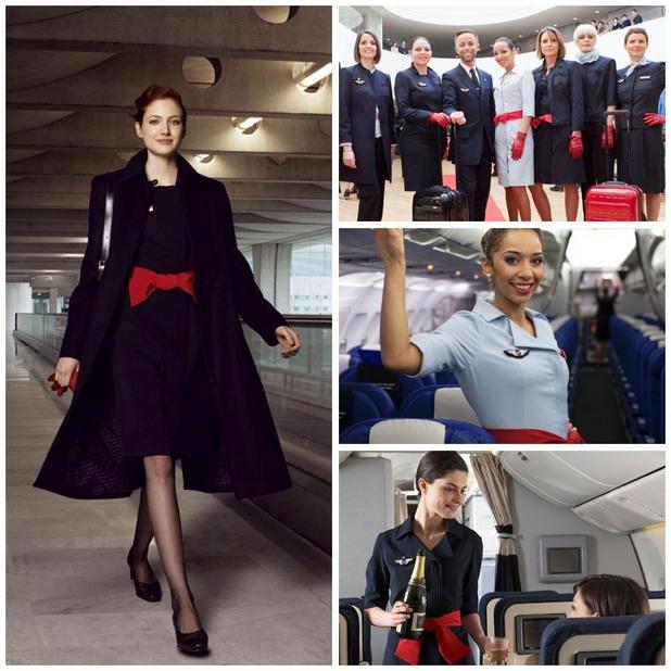 униформите на air france