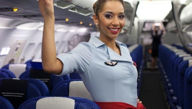 стюардеса на air france