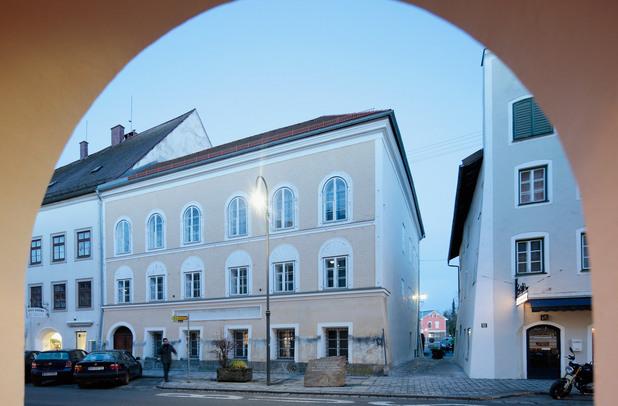 Къщата на Хитлер