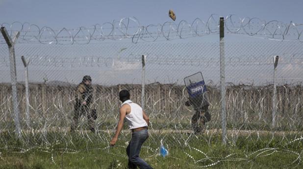 Лагер Идомени