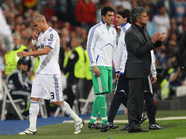Реал - Барса 0:2, ШЛ 2011 г.