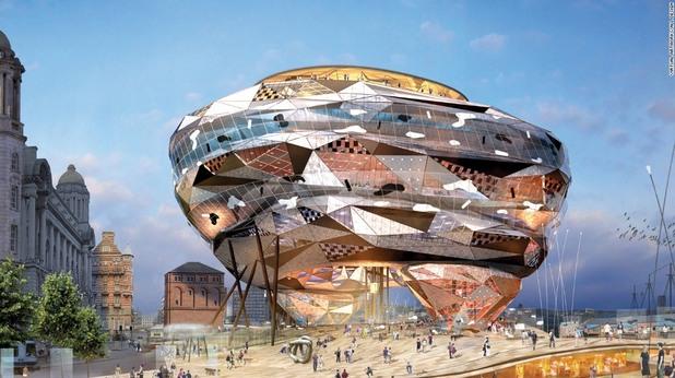 10 недовършени шедьовъра на архитектурата