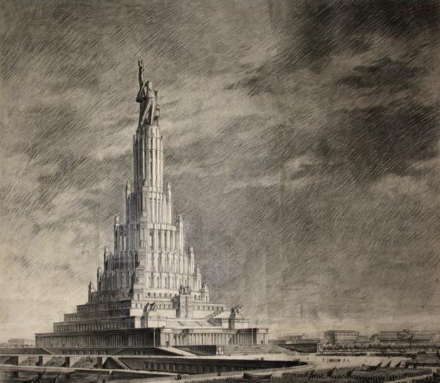 дворецът на съветите