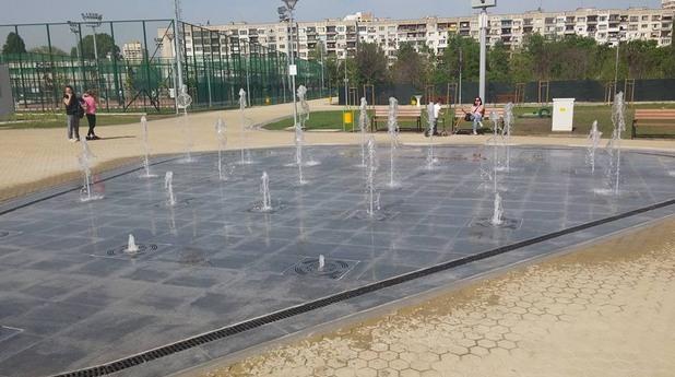 нов парк, възраждане