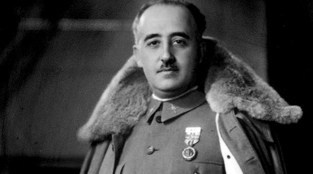 генерал франсиско франко