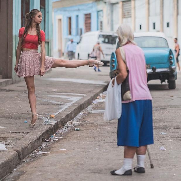куба, балет