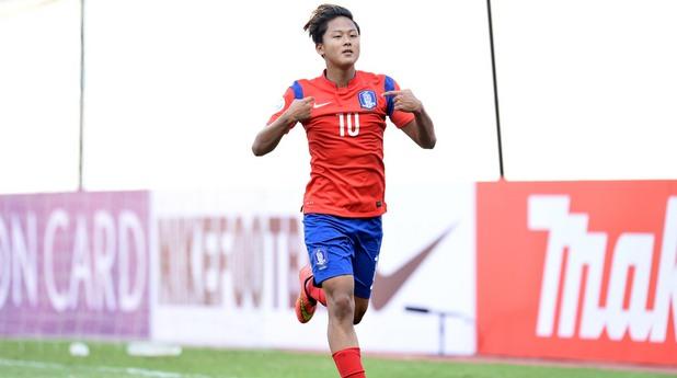 Ли Син Ю, барселона