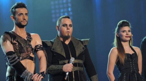 Румъния аут от Евровизия