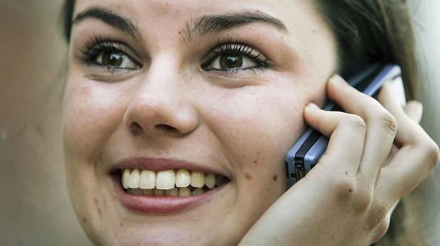 телефон, момиче, момиче с телефон