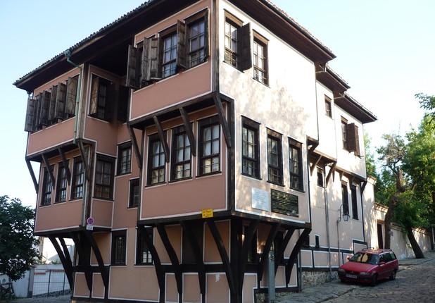 Къщата на Георги Мавриди, Къщата на Георги Мавриди