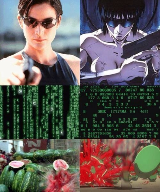 anime rip off