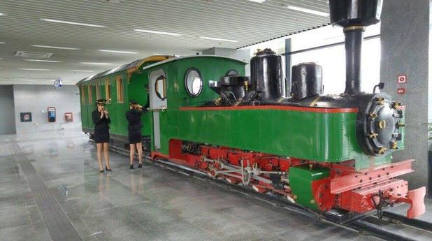 Обновената Централна гара