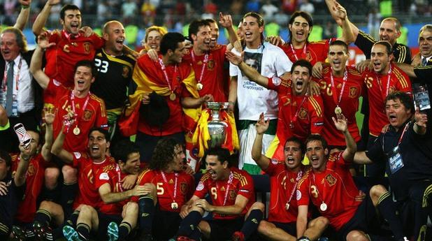 испания, европейски 2008