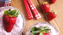 Закуска с ягоди и боровинки за тънка талия
