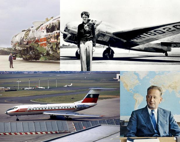 19 авиационни мистерии