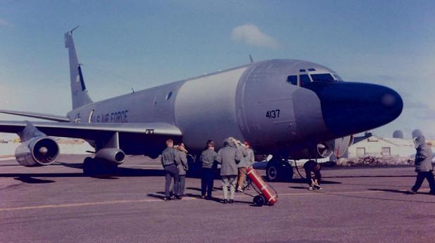 RC-135E Rivet Amber
