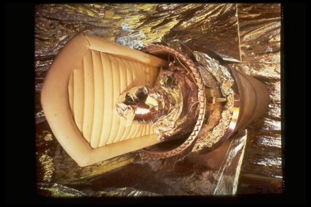 cryopreserved body