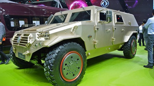 dongfeng new warrior