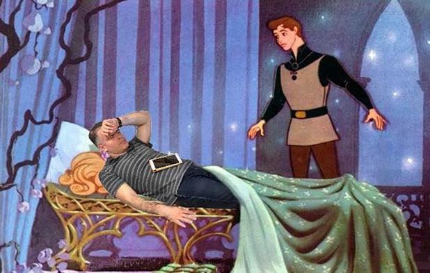 колко лошо е да заспиш на работа