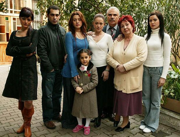 Турски сериали, Листопад