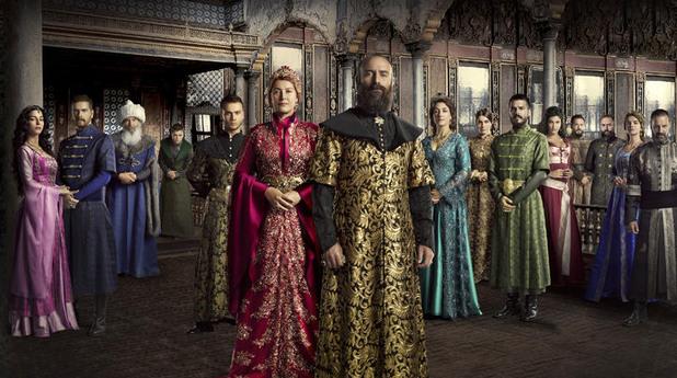 Турски сериали, Великолепният век