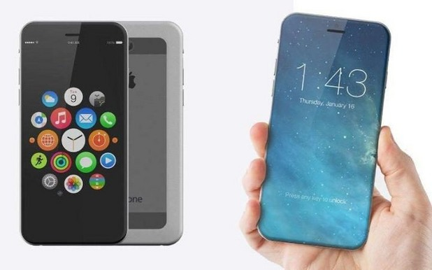 iphone с цял екран