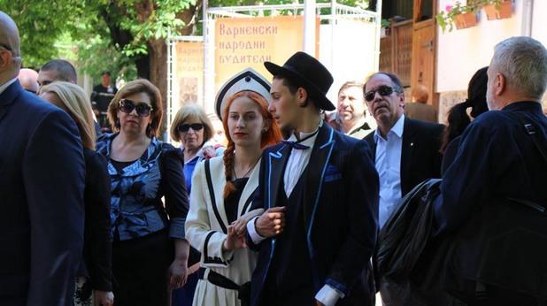 Министър Ангелкова и Красен Кралев откриха Летен сезон 2016 г. във Варна