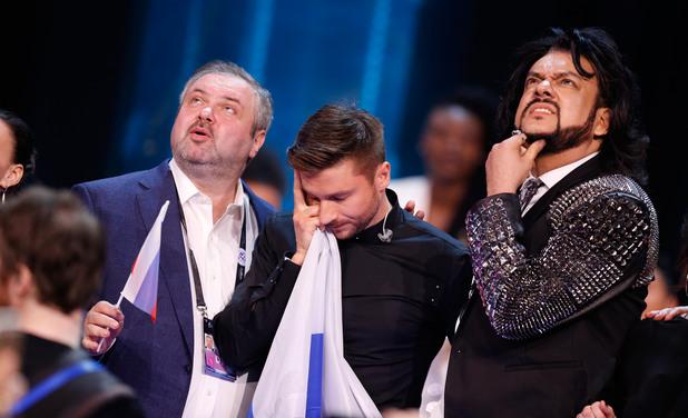 Финал на Евровизия 2016