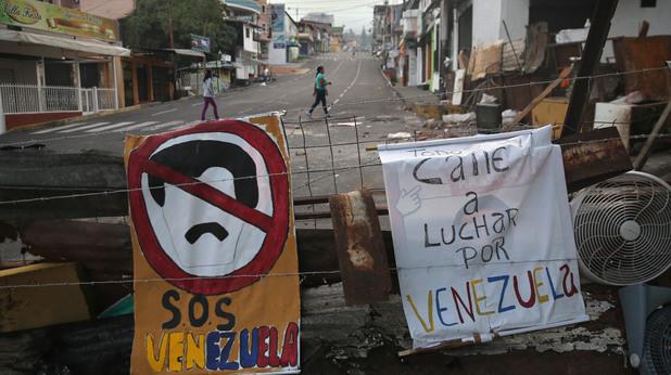 Апокалипсис сега. Във Венецуела
