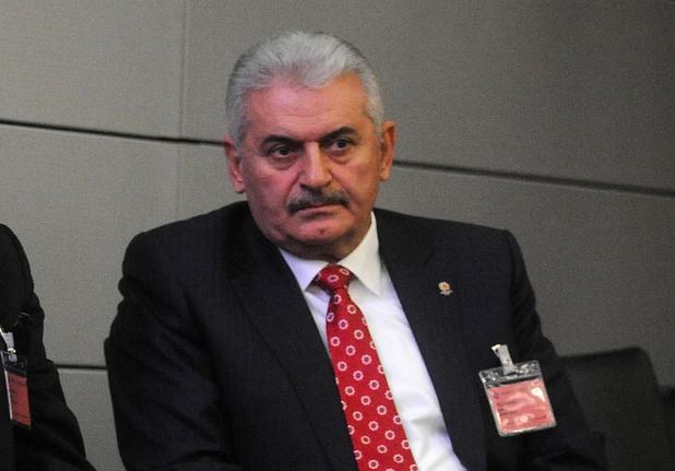 Бинали Йълдъръм поема кабинета в Турция