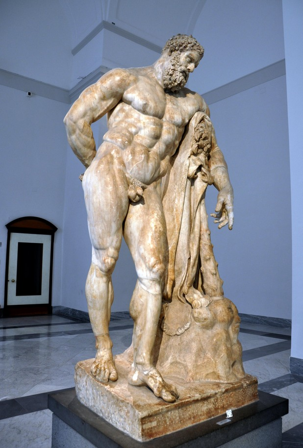 древна гърция, статуя