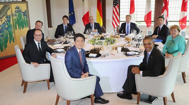 Среща на Г7 в Русия