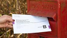 Гласуване по пощата