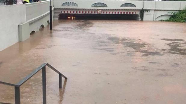 Наводнение в Германия