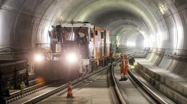 тунелът готард