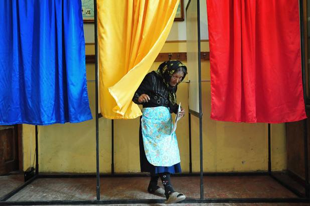 избори, румъния