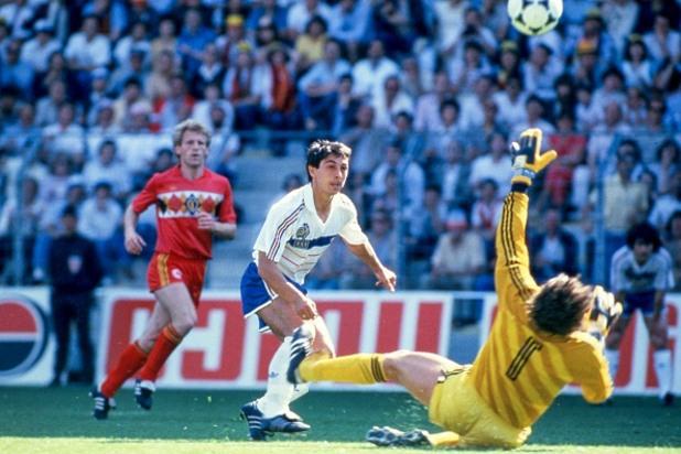 франция, белгия, евро 1984, ален жирес