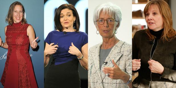 най-влиятелните жени в света