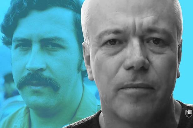 Джон Хайро Веласкез и Пабло Ескобар