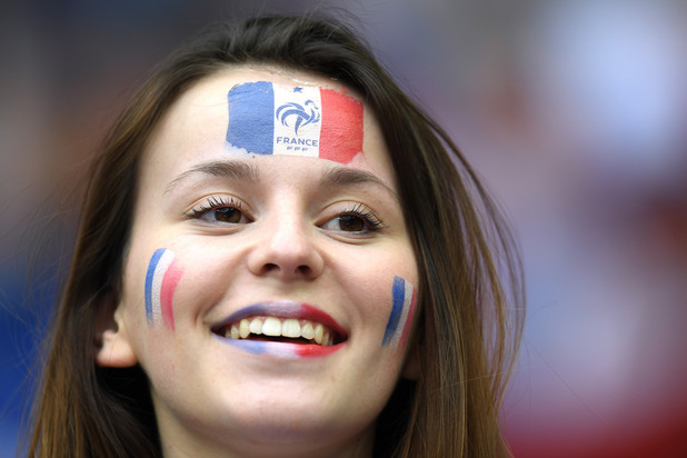 евро 2016, откриване, фенове