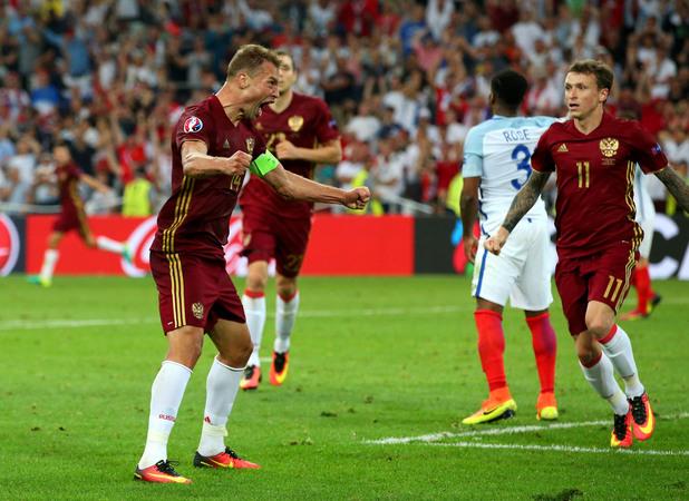 евро 2016, англия, русия, фенове, мач