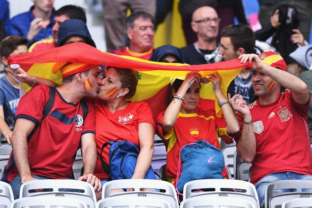 евро 2016,испания,фенове,чехия