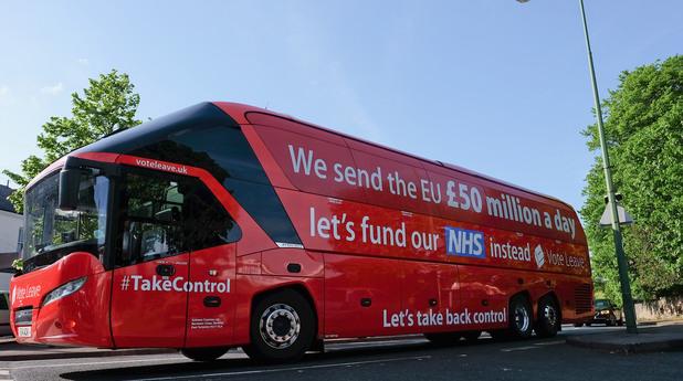 автобус Brexit
