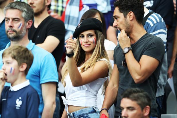 евро 2016, откриване, фенове, франция
