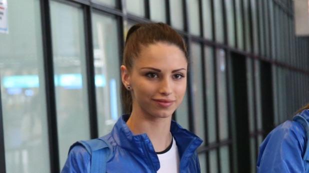 цветелина стоянова, художествена гимнастика